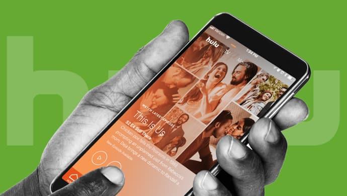 Hulu premium streaming service